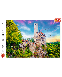 Trefl 10497 Lichtenstein Castle Germany 1000 piece