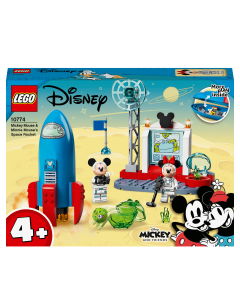LEGO 10774 Disney Mickey Mouse and Friends Minnie Mouse's Space Rocket