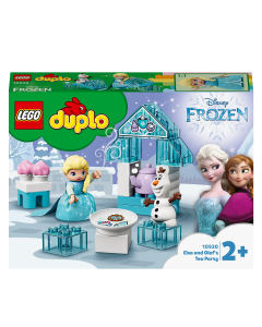 LEGO 10920 DUPLO Frozen II Elsa and Olaf's Ice Party
