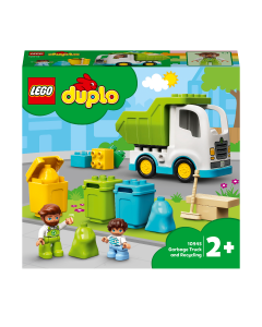 LEGO 10945 DUPLO Town Garbage Truck and Recycling