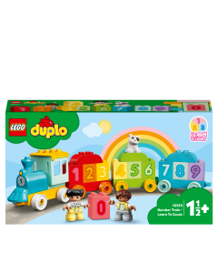 LEGO 10954 DUPLO Number Train Toy Learning Numbers