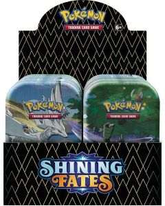 Pokemon POK818677 Shining Fates Mini Tin (One tin supplied)