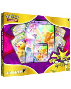 Pokemon Trading Cards Alakazam V Box