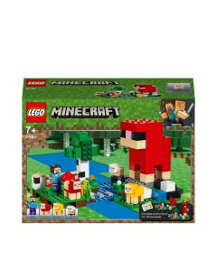 LEGO 21153 Minecraft The Wool Farm Adventures