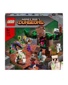 LEGO 21176 Minecraft The Jungle Abomination Dungeons Playset