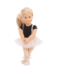 Our Generation 70.31076 Violet Anna Doll