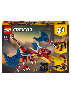 LEGO 31102 Creator 3in1 Fire Dragon