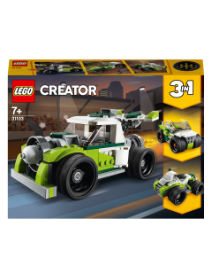 LEGO 31103 Creator 3in1 Rocket Truck