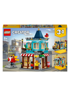 LEGO 31105 Creator 3in1 Townhouse Toy Store