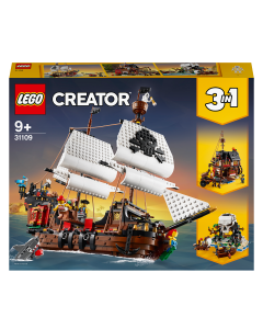 LEGO 31109 Creator 3in1 Pirate Ship