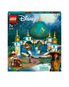 LEGO Disney Princess 43181 Raya's Palace