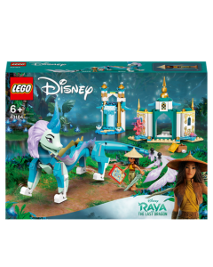 LEGO Disney Princess 43184 Raya's Dragon