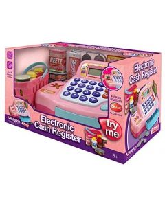 Peterkin 4410 Cash Register Pink