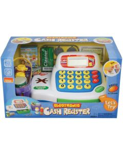 Peterkin 4408 Cash Register Blue
