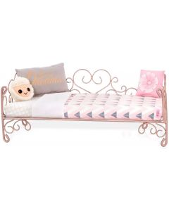 Our Generation 70.37879 Scrollwork Bed