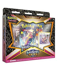 Pokemon POK80868 Shining Fates Mad Party Pin Assotrtment