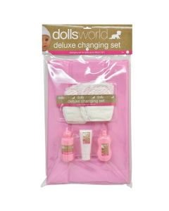 Dolls World 2002633 Changing Set Deluxe