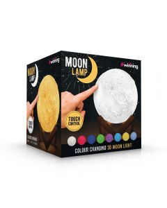 Moon Lamp - Colour Changing