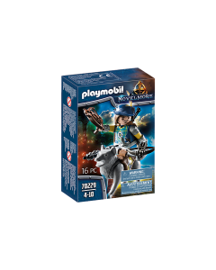 Playmobil 70229 Knights Novelmore Crossbowman with Wolf