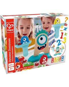Hape E0511 Monster Math ScaleColourful, Educational Wooden Toy