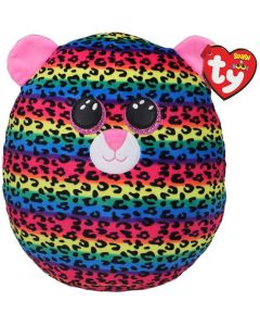 """TY 39286 Squish-A-Boo 10"""" Leopard"""