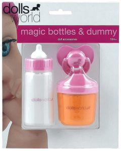 Dolls World 8512 Magic Bottles And Dummy