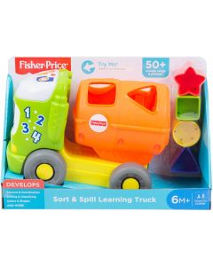 Fisher Price FYL39 Sort & Spill Learing Truck