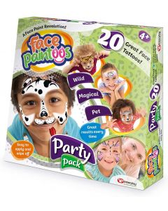 Face paintoos FP101 Large Party Pack
