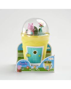 Peppa Pig PP101 Grow & Play Pots Kids' Animal & Insect Habitat Kits, Multi