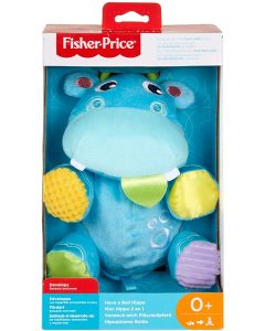 Mattel GFC35 Fisher Price Have a Ball Hippo.