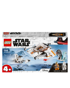 LEGO 75268 Star Wars Snowspeeder and Speeder Bike