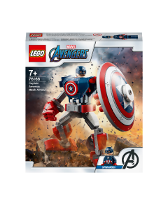 LEGO 76168 Marvel Avengers Captain America Mech Armour