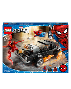 LEGO 76173 Marvel Spider-Man and Ghost Rider vs. Carnage
