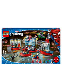 LEGO Marvel 76175 Spidermans Hideout