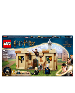 LEGO 76395 Harry Potter Hogwarts: First Flying Lesson Quidditch Broom Toy. Exclusive