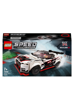 LEGO 76896 Speed Champions Nissan GT-R NISMO Racer Toy