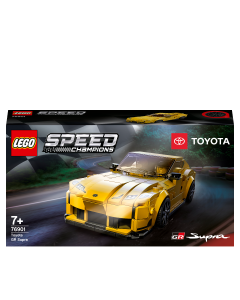 LEGO 76901 Speed Champions Toyota GR Supra Collectible Sports Car