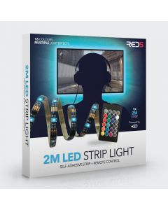 Source 78878 LED 2m Strip Light With Remote Control
