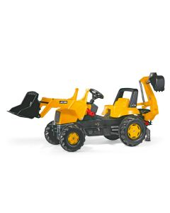 Rolly 81/200/4 JCB Tractor with Frontloader & Rear Excavator