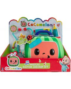 Cocomelon Musical Checkup Case