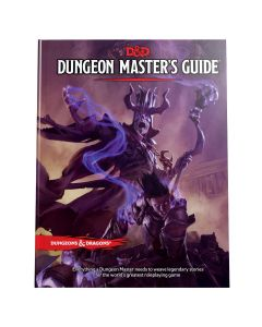 Dungeons & Dragons Masters Guide