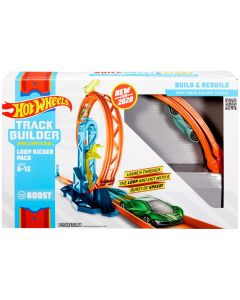 Hot Wheels GLC90 Track Builder Kicker Pack