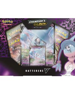 Pokemon POK80774 Champions Path Hatterene Box