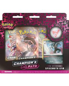 Pokemon POK817755 TCG Champions Path Pin Collection