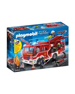 Playmobil 9464 City Action Fire Engine