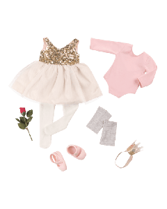 Our Generation 70.30298 Opeing night Ballet outfit