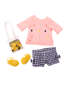 Our Generation 70.30358 Market Place Outfit