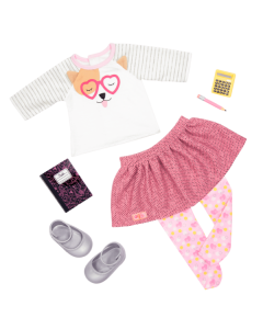 Our Generation 70.30411 Classroom Cutie Outfit