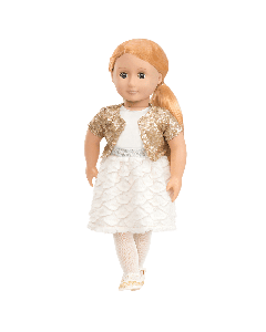 Our Generation 70.31085 Holiday Hope Doll