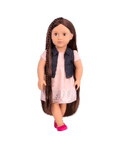 Our Generation 70.31204 Hair Play Kaelyn Doll